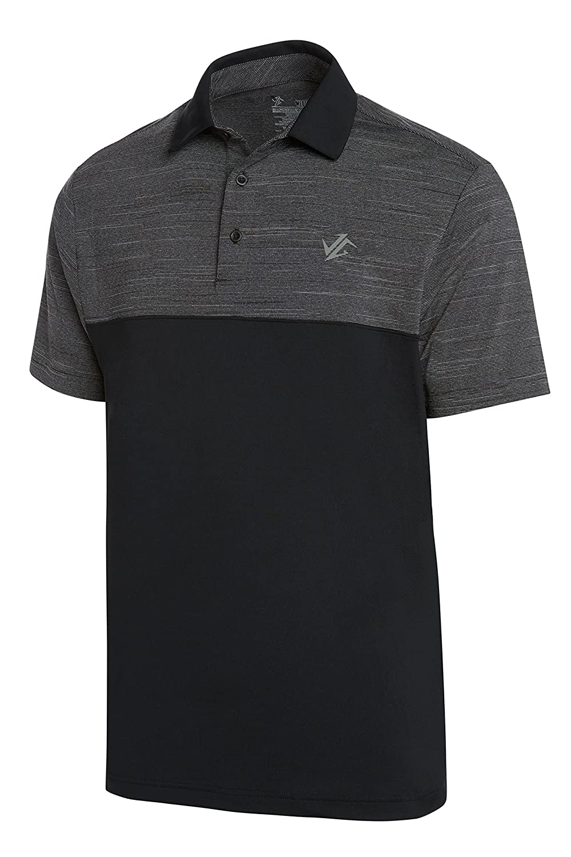 1ffd707d Amazon.com: Jolt Gear Dri-Fit Golf Shirts for Men - Moisture Wicking  Short-Sleeve Polo Shirt: Clothing