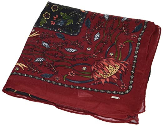 Pepe Jeans Andrew Scarf PL110541, Echarpe Femme, Multicolore (Multi),  Taille Unique 6ebb515ecd8