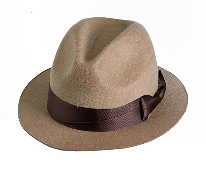 Amazon.com  Forum Novelties Men s Novelty Adult Fedora Hat f0e0e1dddb89