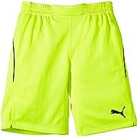 Puma Torwarthose GK Shorts - Pantalones Cortos de Ciclismo para Hombre