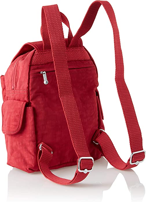 kipling City Pack S Backpack Radiant Red