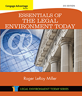 Amazon cengage advantage books essentials of the legal cengage advantage books essentials of the legal environment today miller business law today family fandeluxe Gallery