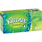 Kleenex, Fazzoletti balsamici, 4 confezioni da 12 pz.