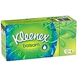 Kleenex Balsam Taschentücher, 48er Packung, 4er Pack (4 x 12 Stück)