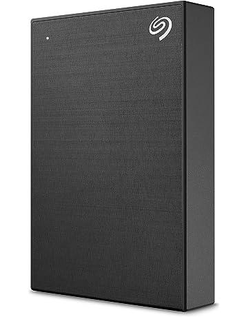 Seagate Backup Plus Portable 5 TB tragbare externe Festplatte (6,3 cm (2,5 Zoll) USB 3.0, PC und Mac) schwarz