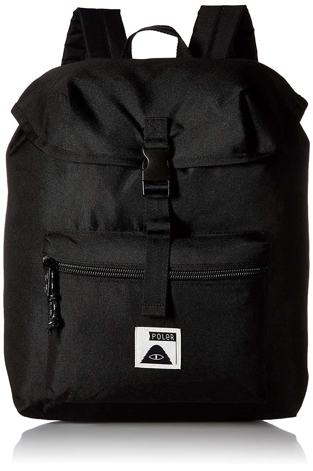 Poler Unisex Field Pack black One Size Poler Young Mens Child Code 712015