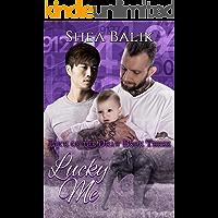 Lucky Me: An Mpreg Shifter Romance (Luck of the Draw Book 3)