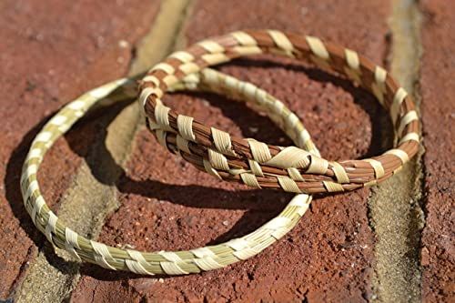 Sweet Grass Adjustable 3-D Bracelet