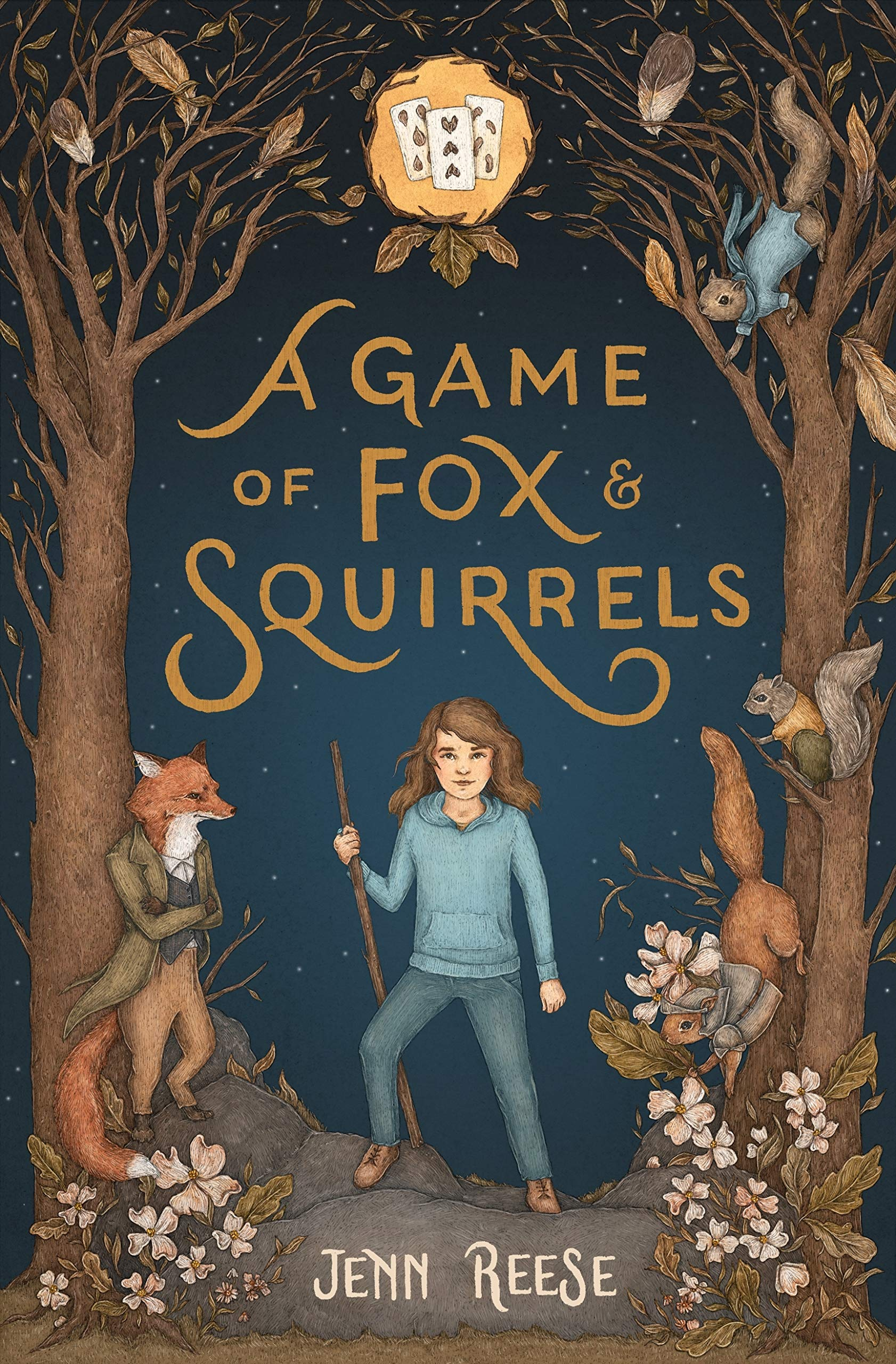 A Game of Fox & Squirrels: Reese, Jenn: 9781250243010: Amazon.com ...