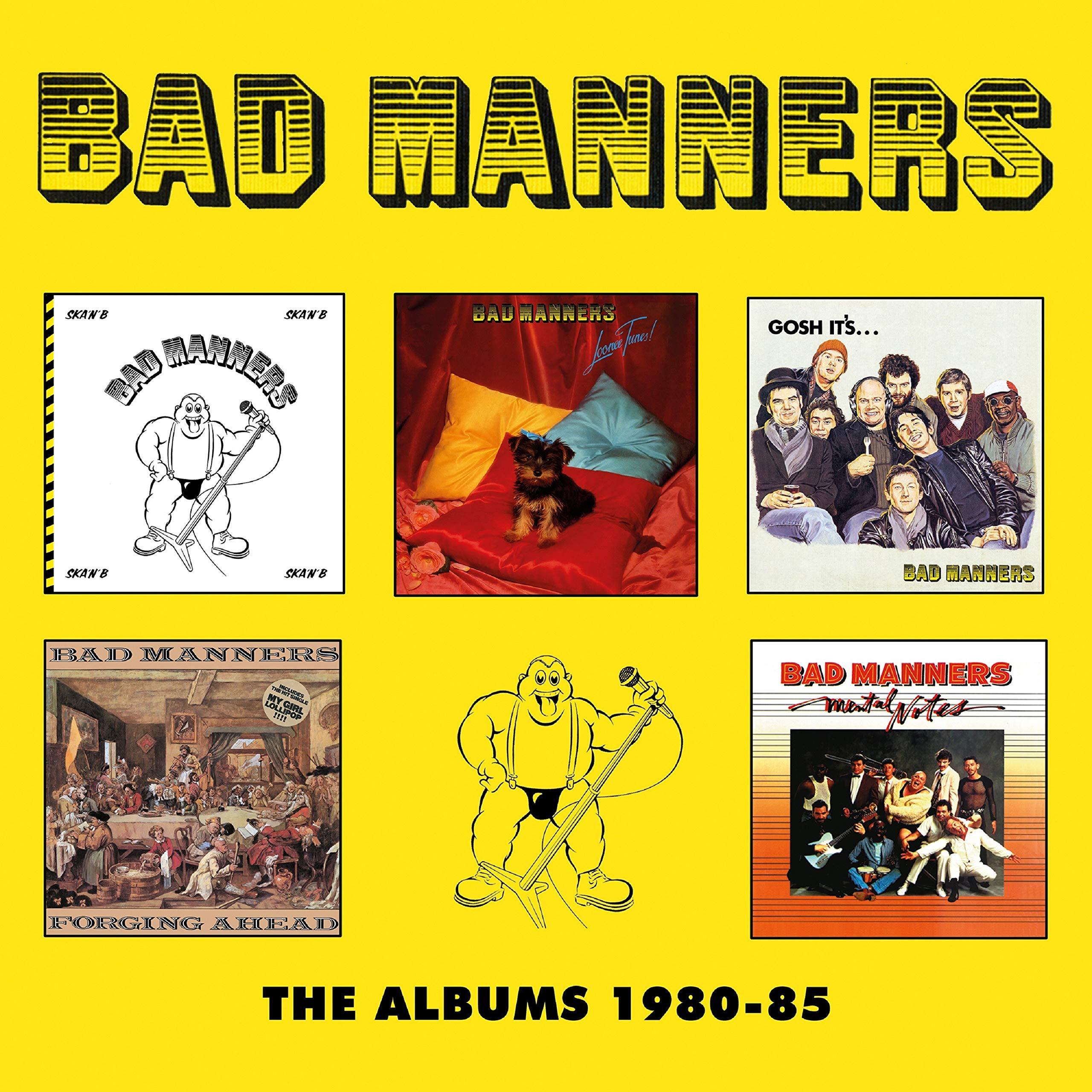 Albums 1980-1985 by Pressure Drop
