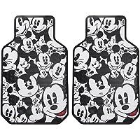 Plasticolor 001581R01 Mickey Mouse Expressions - Juego de Alfombrillas