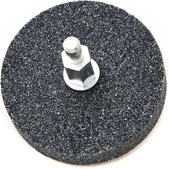 """New  10pc 1//4"""" Shaft Mounted Grinding Stone USA made"""