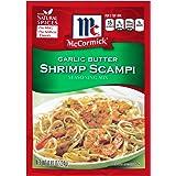 McCormick Garlic Butter Shrimp Scampi, 0.87 oz (Case of 12)