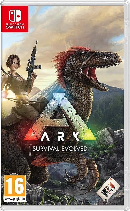 ARK: Survival Evolved (Switch) - [AT-PEGI] [Importación alemana]: Amazon.es: Videojuegos