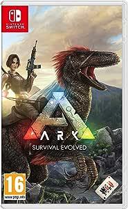 ARK: Survival Evolved (Switch) - [AT-PEGI] [Importación alemana ...