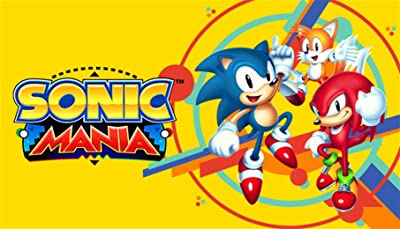 Sonic Mania Twister Parent