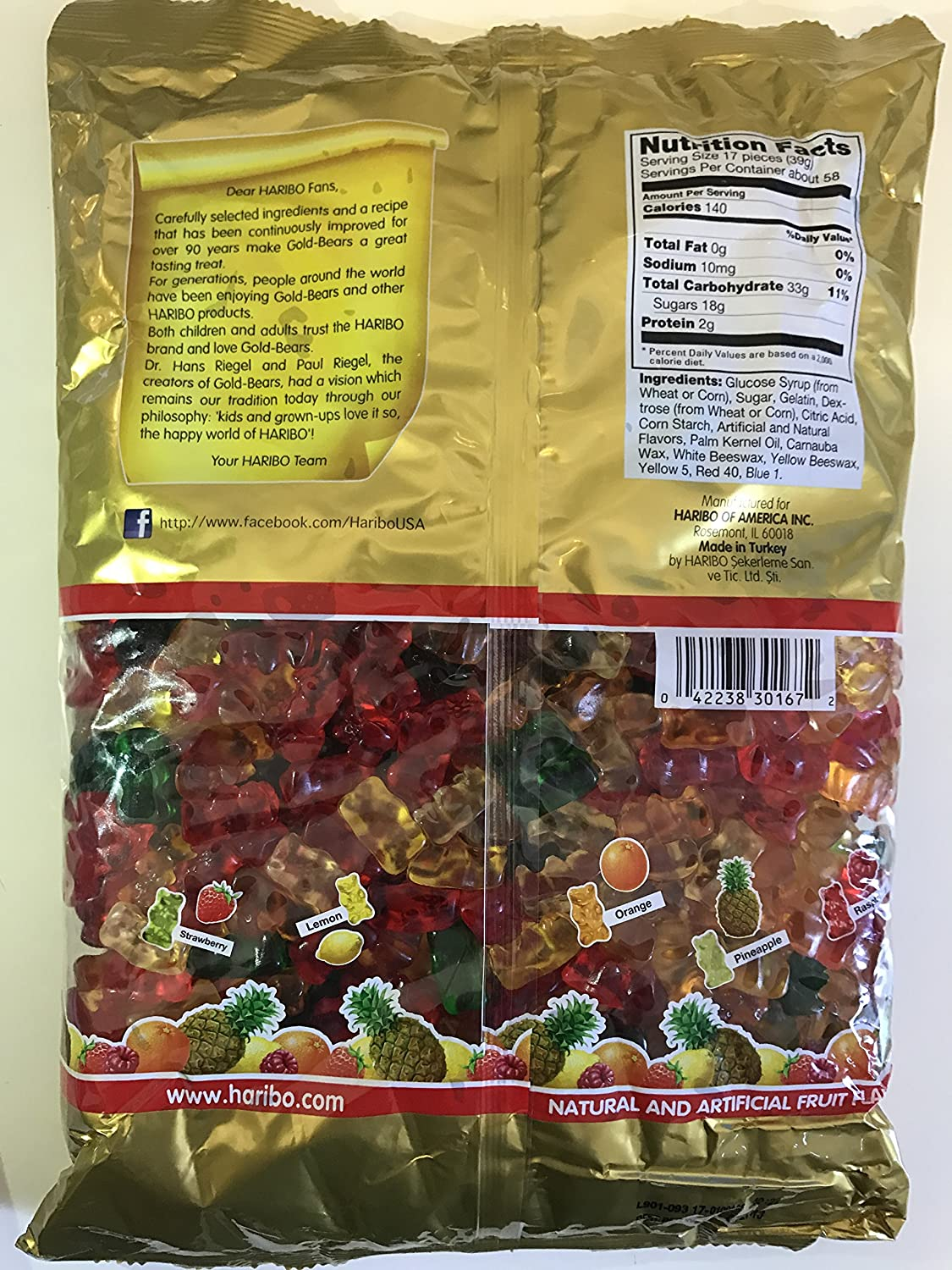 Haribo gummy bears are just one of many products that thomas - 9178ee1bvll _sl1500_ Jpg