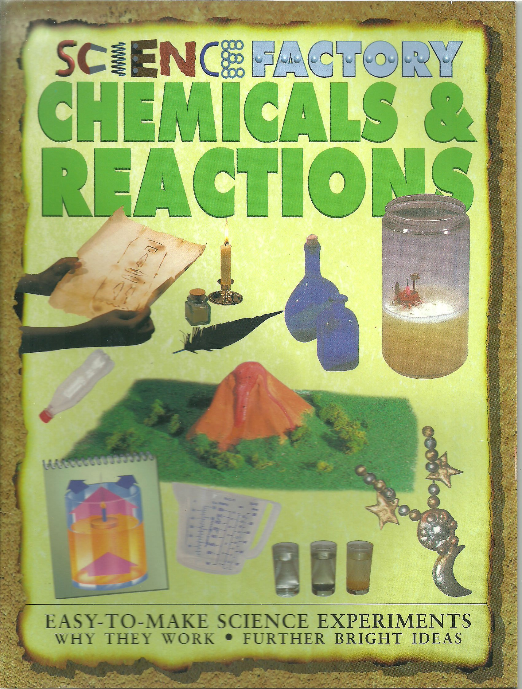 Chemicals & Reactions (Science Factory Series): Easy to Make Science Experiments ebook