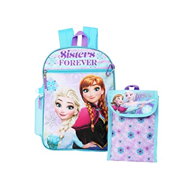Frozen 5 in 1 Backpack Set Standard | Kids' Backpacks