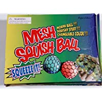 Squishy Mesh Slime Balls Multi Color New Design (Pack of 12)