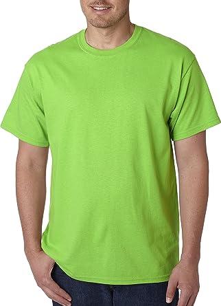 b88a6fe8ee5637 Gildan Men's Heavy Cotton T-Shirt: Amazon.co.uk: Clothing
