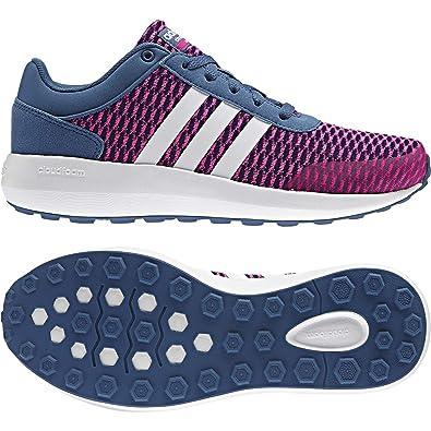 W Race Adidas Amazon Mujer es Rosa 42 Zapatillas Cloudfoam gExwqx4 49023456de7c2