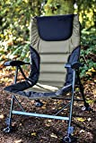 Hi-Legs Fishing Arm Chair Recliner