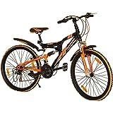 Hero Sprint Gust 18 Speed Dual Shox Bicycle