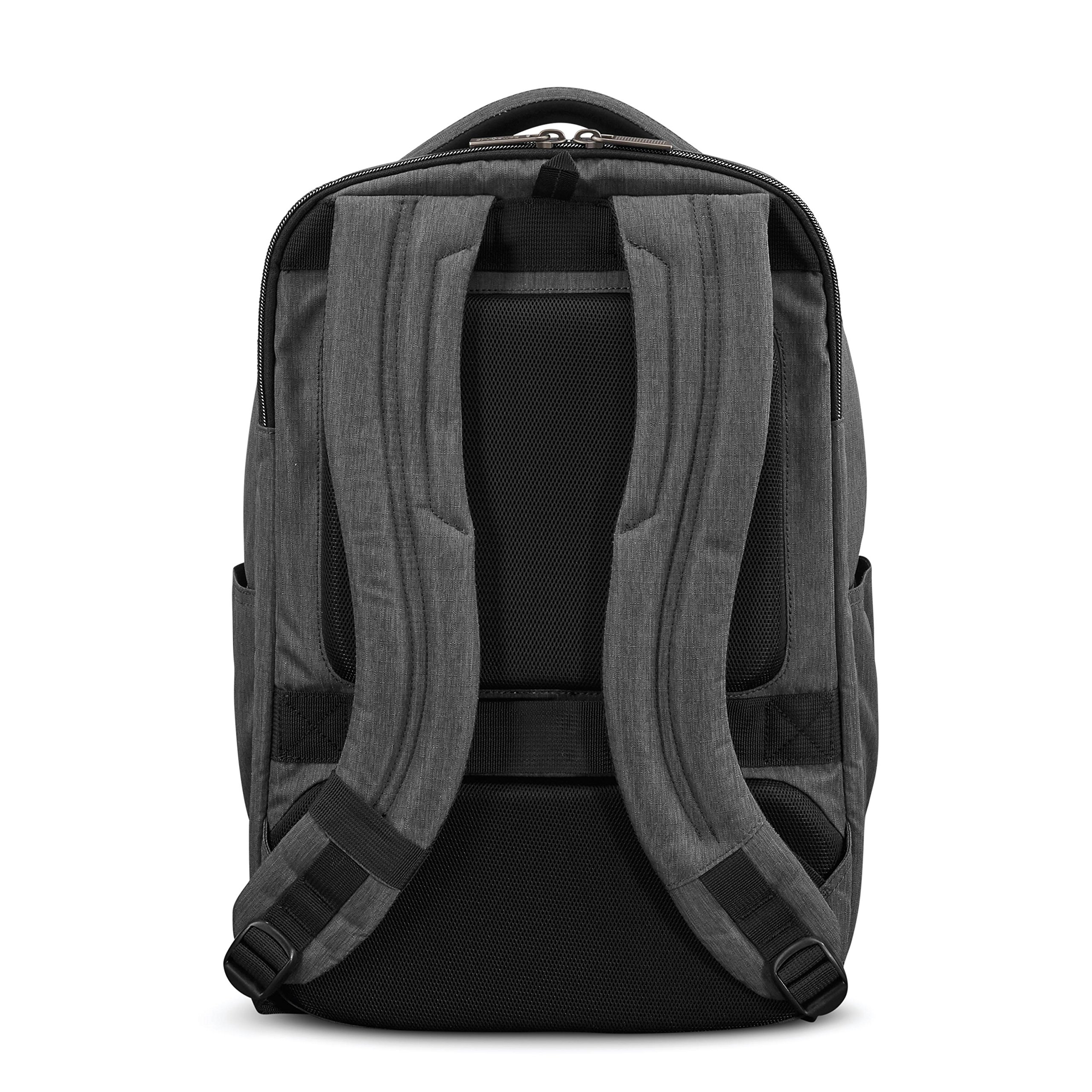 Samsonite Modern Utility Paracycle Backpack Laptop, Charcoal Heather, One Size by Samsonite (Image #2)