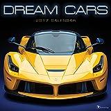 2017 Dream Cars Wall Calendar