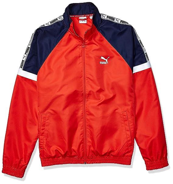 PUMA Mens Xtg Woven Jacket