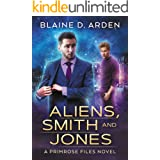 Aliens, Smith and Jones (The Primrose Files)