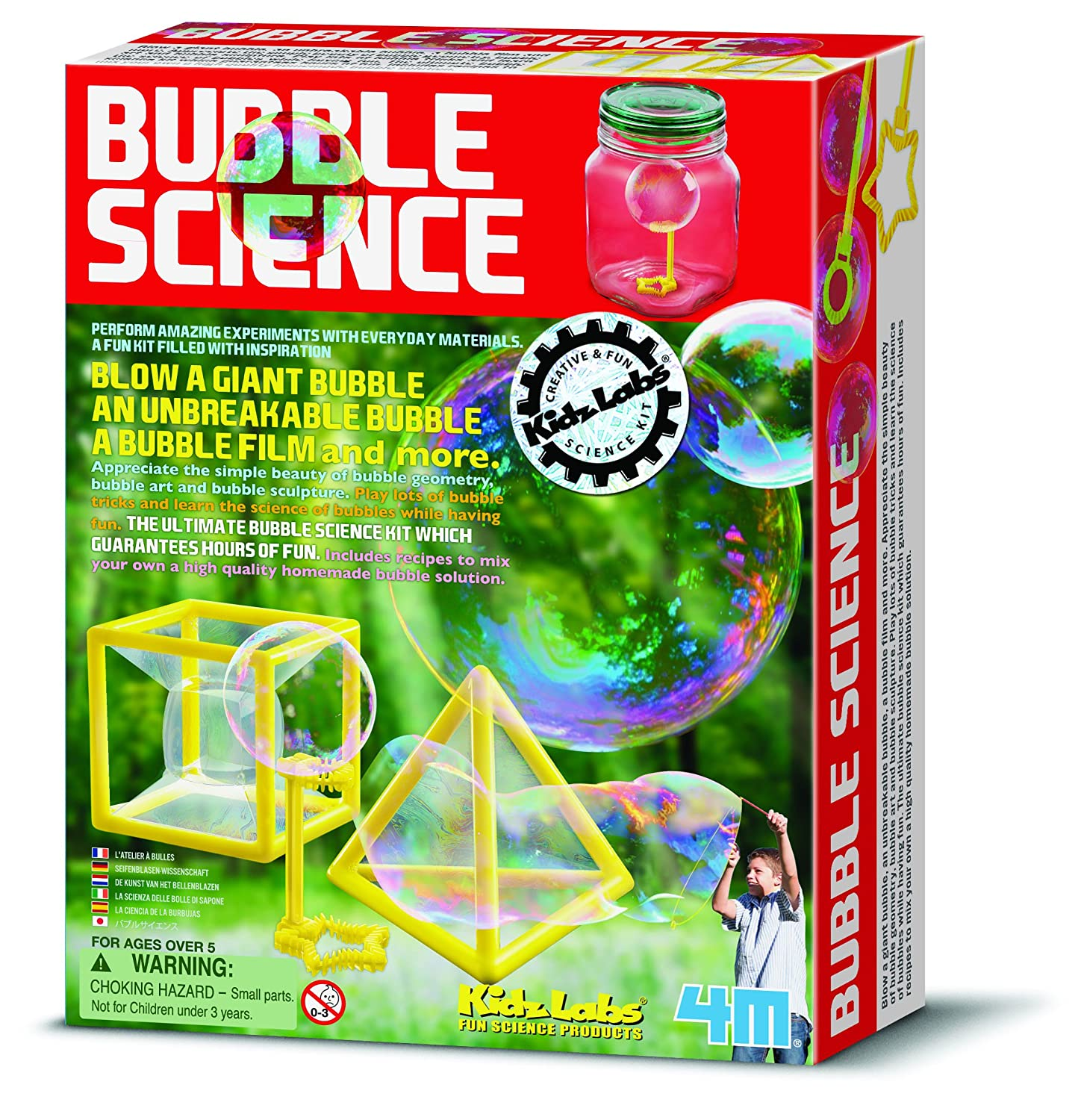 worksheet Kitchen Science 4m kidz labs kitchen science great gizmos amazon co uk toys games bubble science