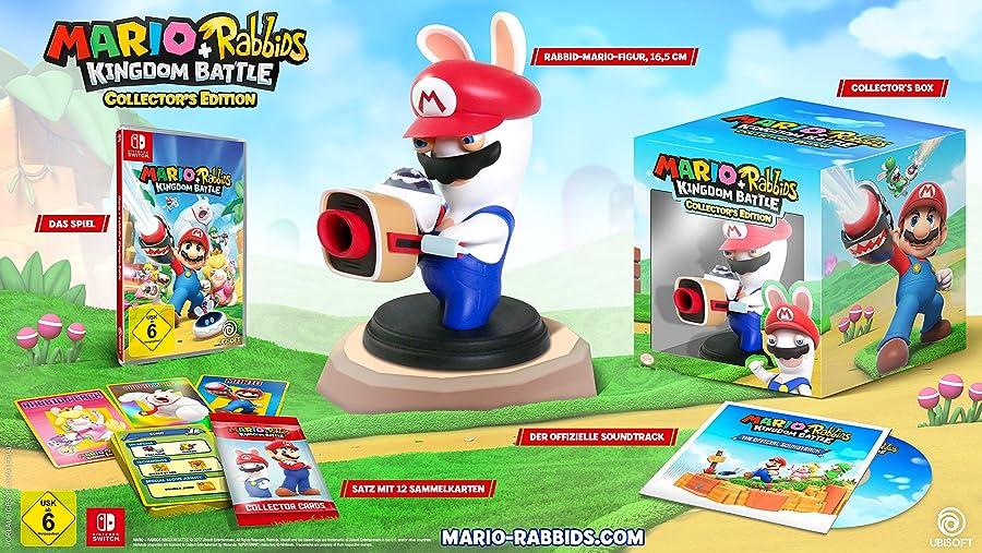 Mario & Rabbids Kingdom Battle - Collector's Edition [Switch]