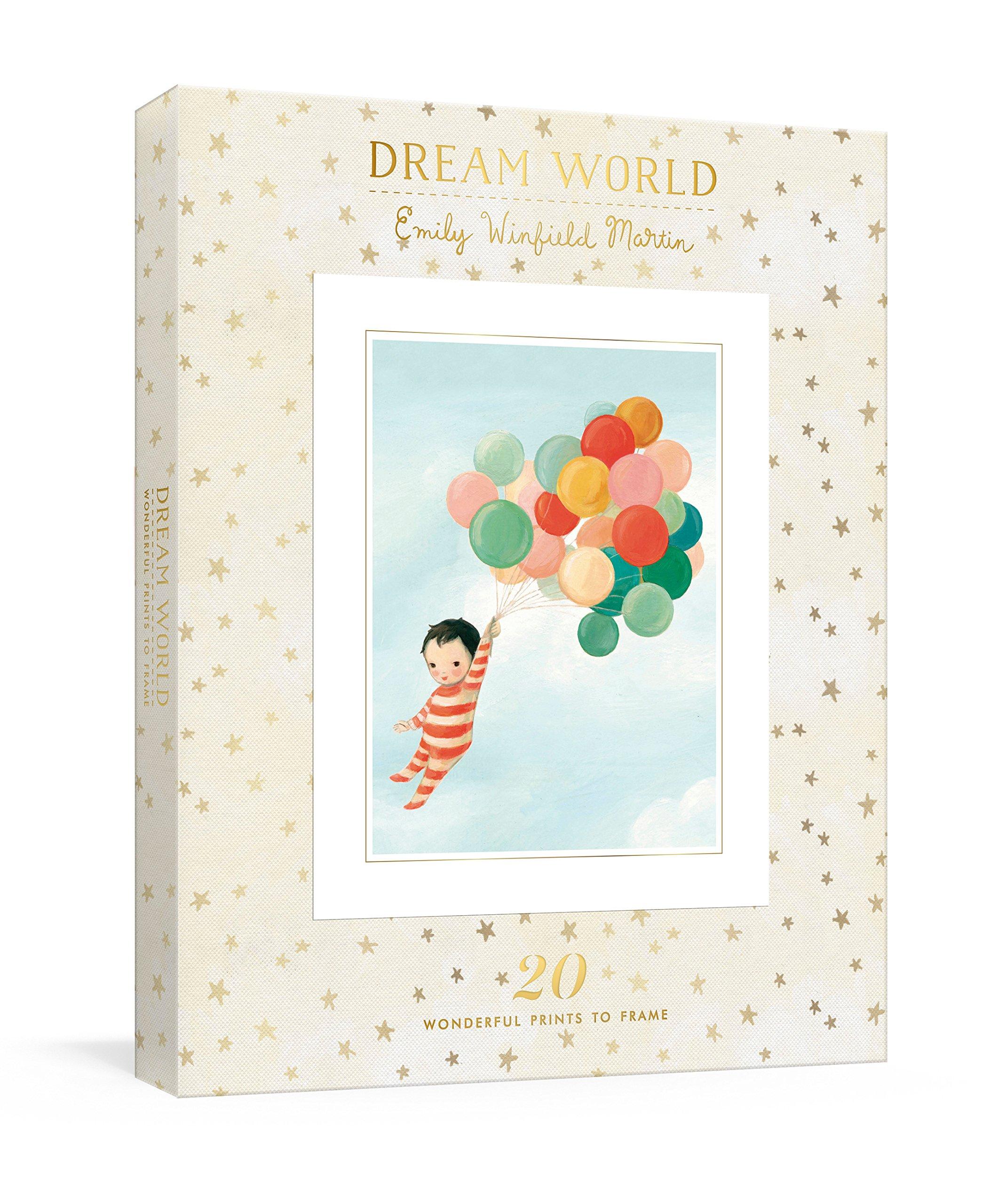 Amazon.com: Dream World: 20 Wonderful Prints to Frame (9780525574590 ...