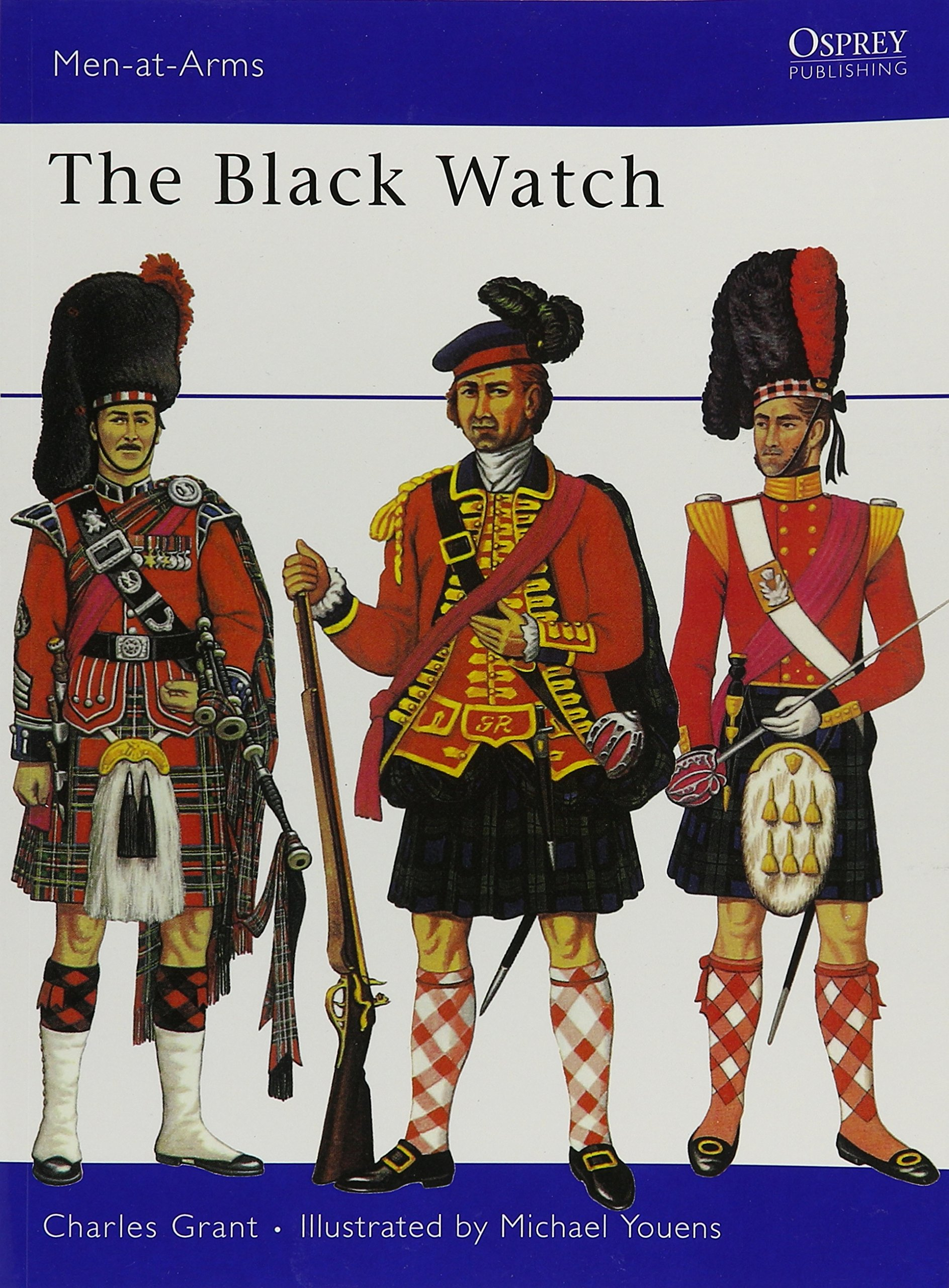 Black Watch Men at Arms Charles Grant product image