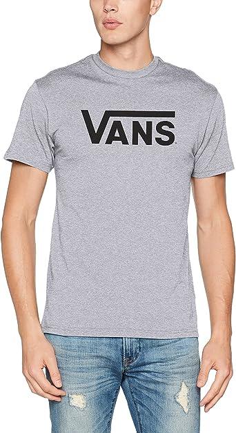 Vans Classic T Shirt für Herren Günstig Vans T shirt Weiß