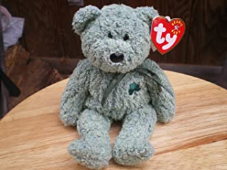 Ty Beanie Babies - Shamrock the St Patricks Day Bear dc8a4c0077