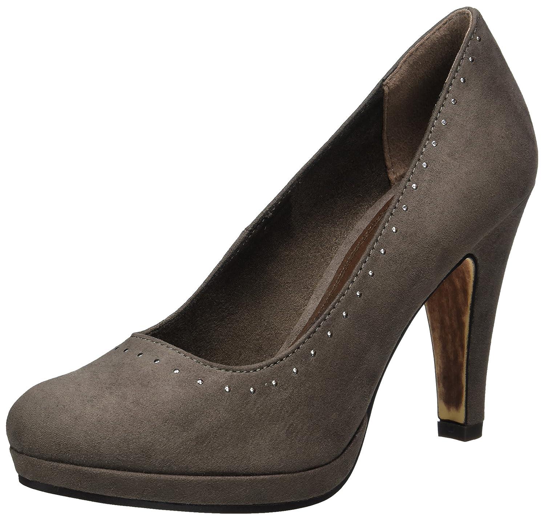 TALLA 37 EU. Marco Tozzi 22414, Zapatos de Tacón para Mujer