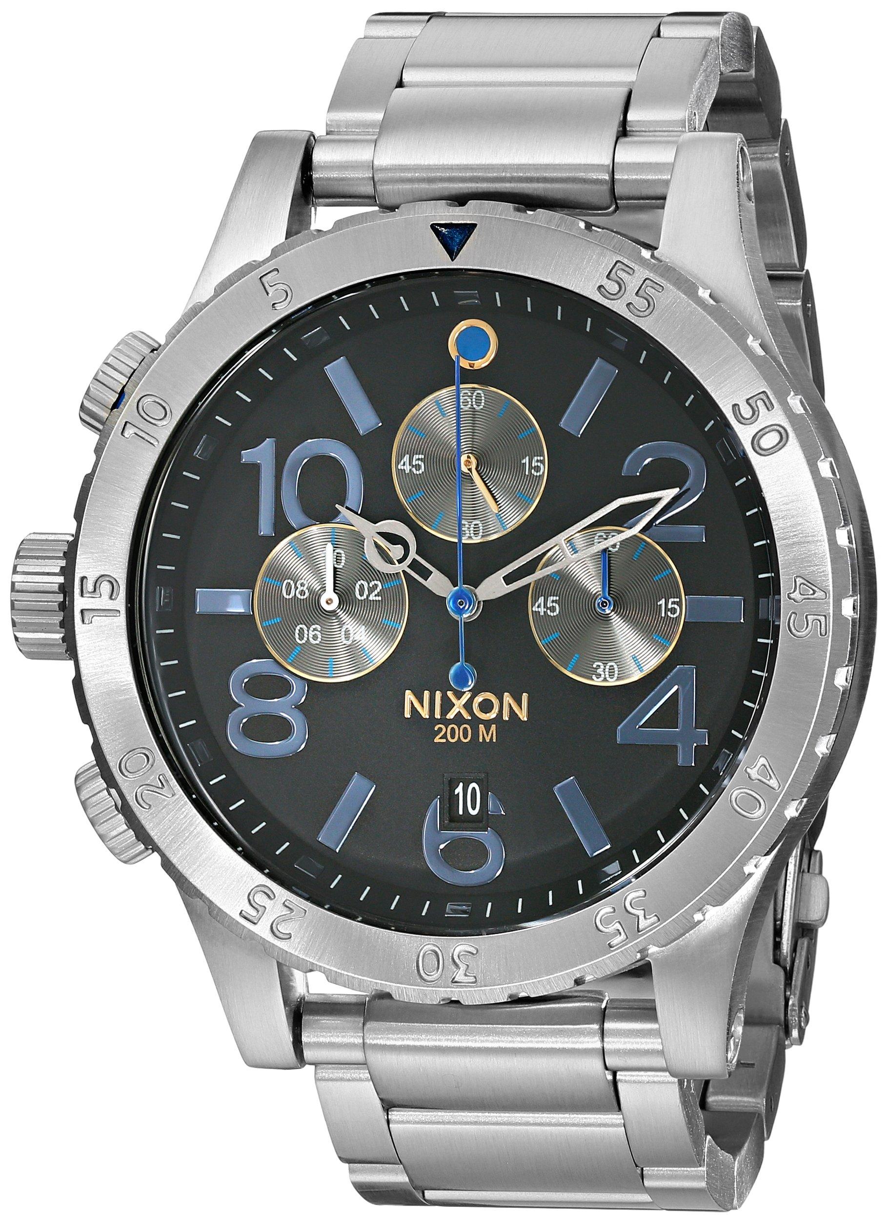 Nixon Men's A4861529 48-20 Chrono Watch by NIXON