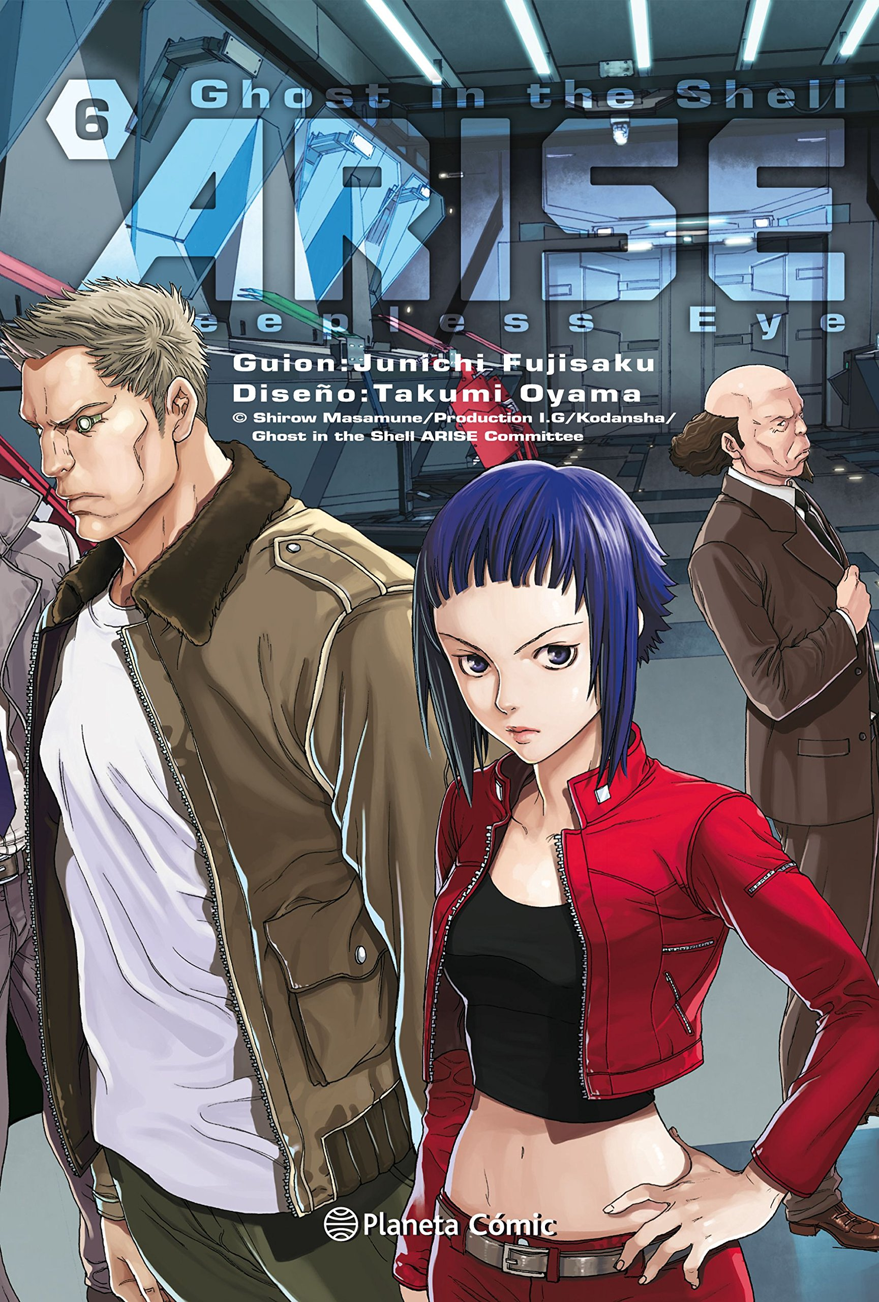Ghost In The Shell Arise Nº 06 07 Manga Seinen Spanish Edition Oyama Takumi Daruma 9788491467540 Amazon Com Books