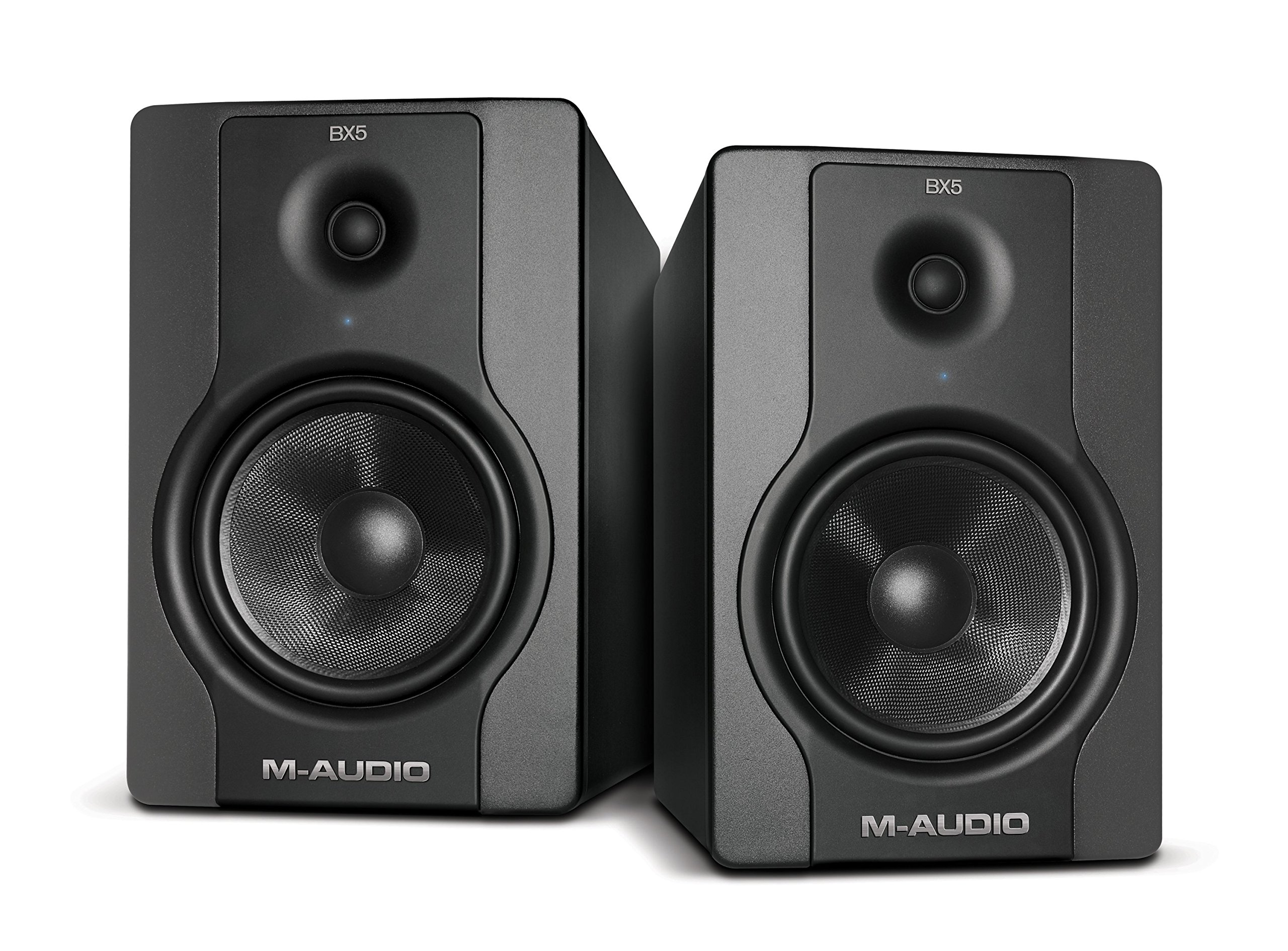 Two Way Audio Monitor : M audio bx d compact way active studio monitor