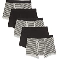 Amazon Brand - find. Men's Stretch Cotton Trunks 5 Pack/7 Pack