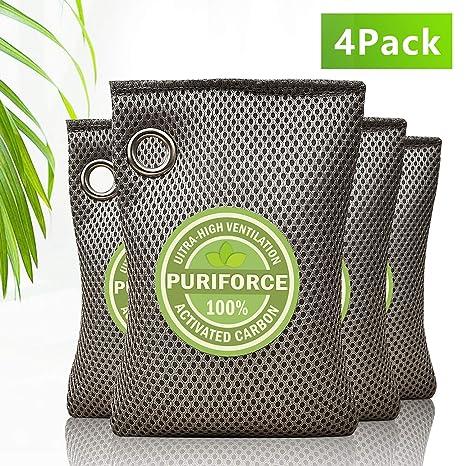 Amazon.com: Bravex - Bolsas de purificación de aire de ...