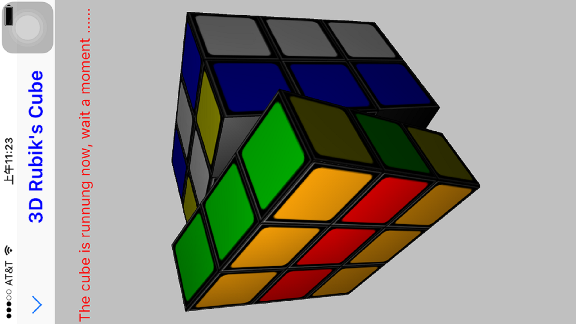 3d Rubiks Cube Amazones Appstore Para Android
