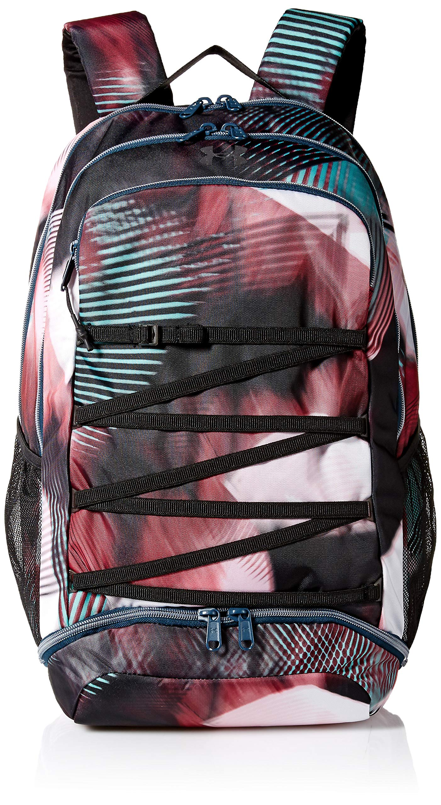 Under Armour Womens Tempo Backpack, Kinetic Purple//Black, One Size Fits All by Under Armour