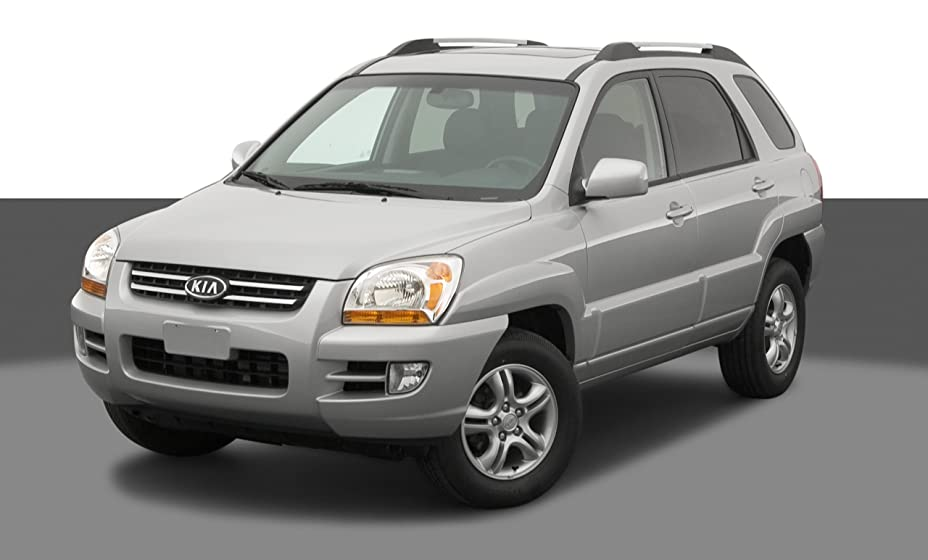 Amazon 2005 kia sportage reviews images and specs vehicles product image sciox Image collections