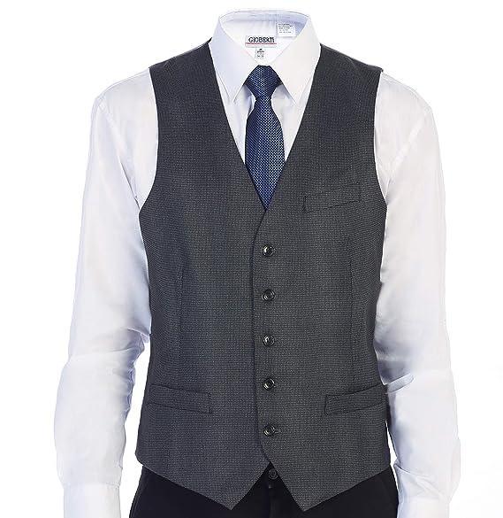 Amazon.com: Gioberti - Chaleco de tweed para hombre, 5 ...