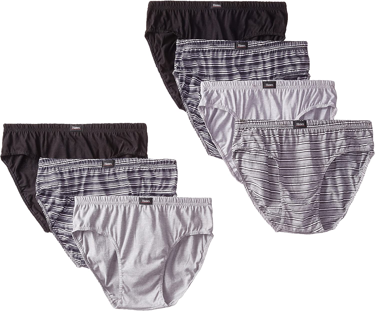 Hanes Ultimate Men's 7-Pack Sport Brief