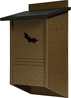 product image for DutchCrafters Poly 40 Colony Bat House (Turf Green & Cedar)